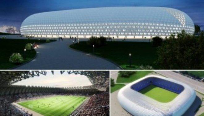 La mairie dévoile le projet du futur stade !