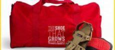 Insolite et social ! Il invente la chaussure qui grandit pour les enfants démunis