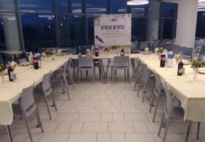 »Lev Habad» prendra en charge les repas de shabbat pour les familles hospitalisées à Assuta