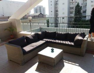 Ashdod : Beau Penthouse a vendre quartier Youd Alef au dessous du prix du marché !